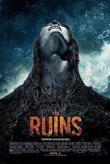 The Ruins - Poster