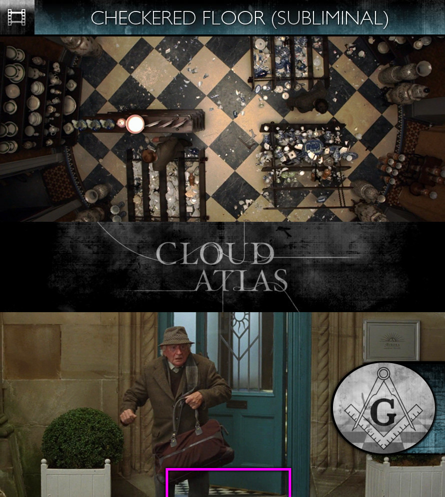 Cloud Atlas (2012) - Checkered Floor - Subliminal
