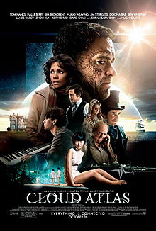 Cloud Atlas - Poster