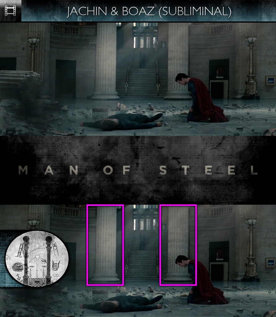 Man of Steel (2013) - Jachin & Boaz - Subliminal