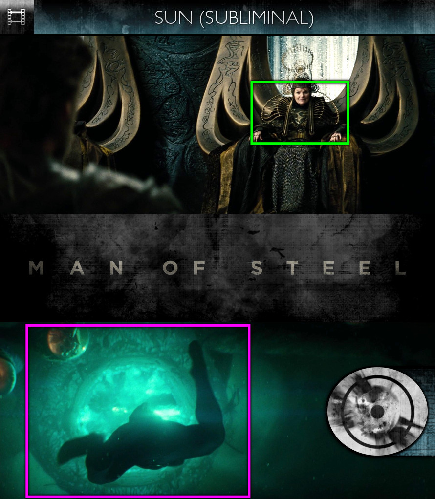 Man of Steel (2013) - Sun/Solar - Subliminal