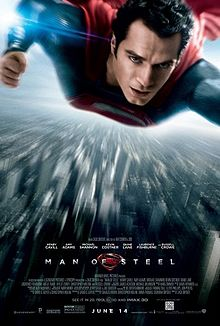 Man of Steel - Final Poster
