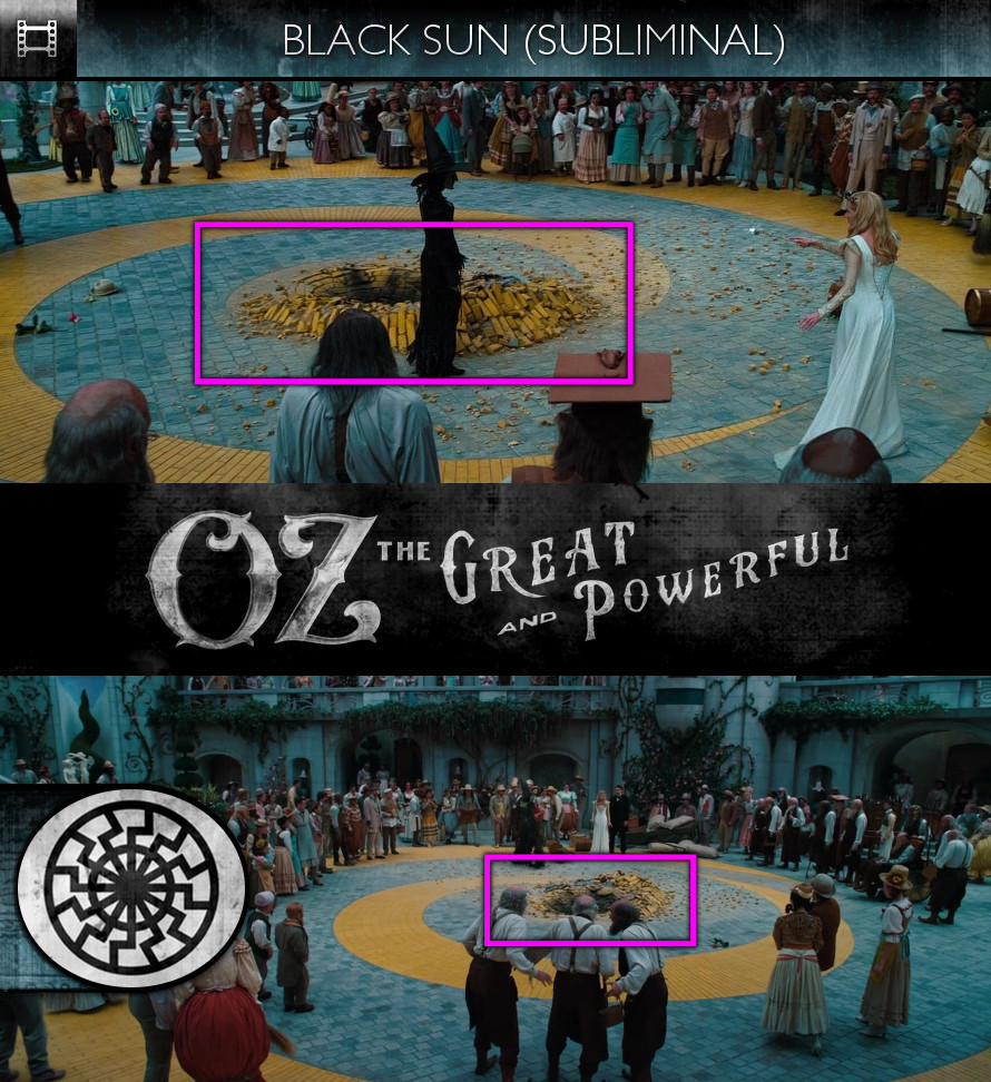 Oz: The Great and Powerful (2013) - Black Sun - Subliminal