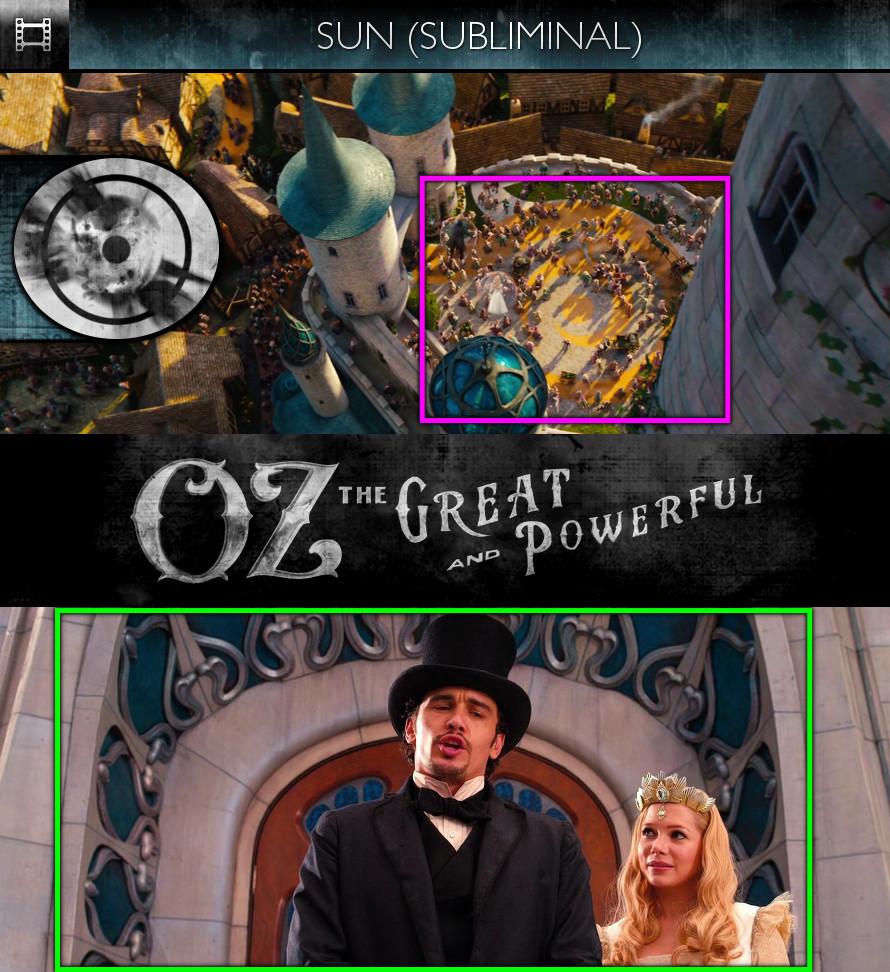 Oz: The Great and Powerful (2013) - Sun/Solar - Subliminal