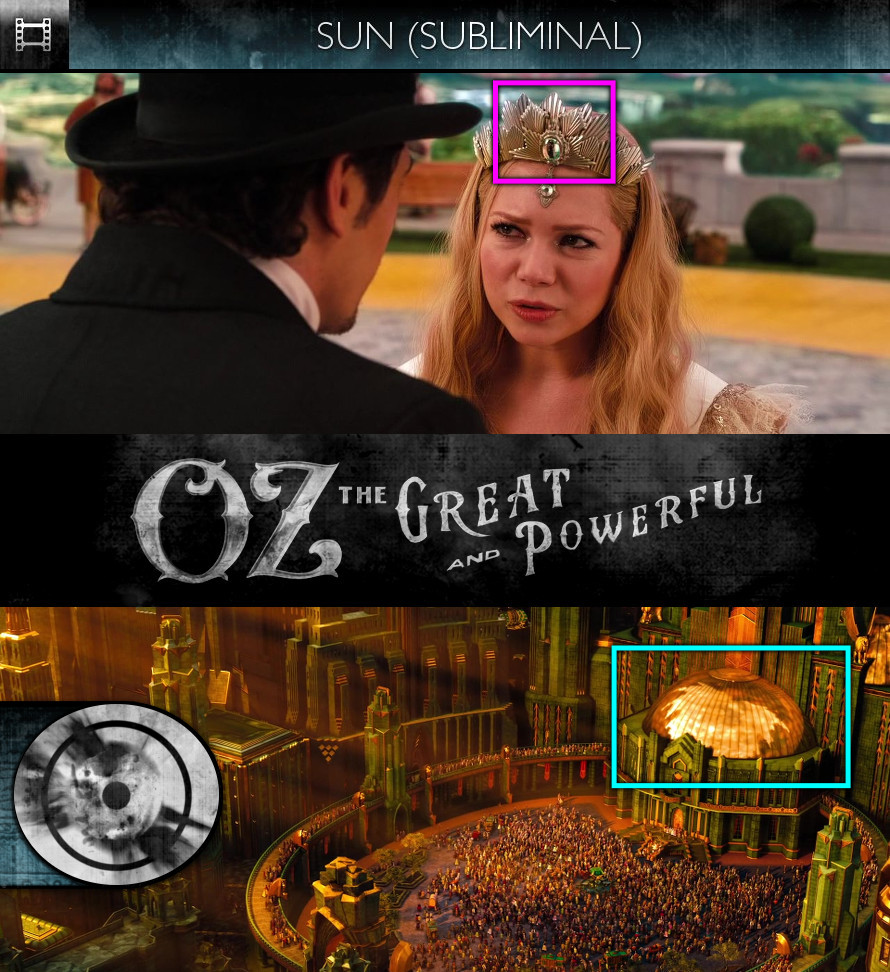 Oz: The Great and Powerful (2013) - Sun/Solar - Subliminal