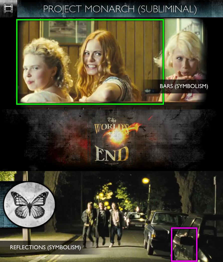 The World's End (2013) - Trailer - Project Monarch - Subliminal