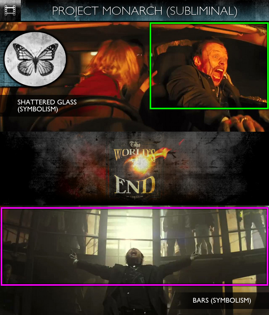 The World's End (2013) - Trailer - Project Monarch - Subliminal