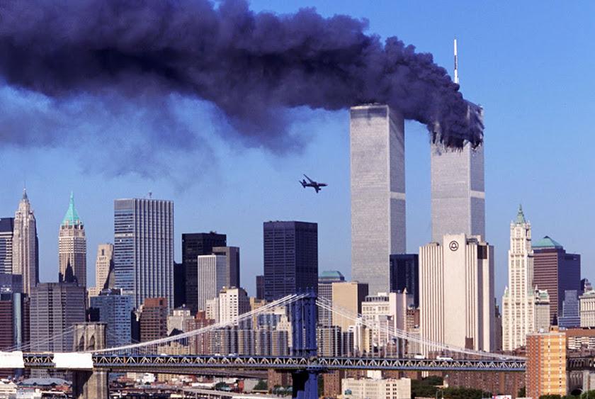 9/11 - World Trade Center - North Tower