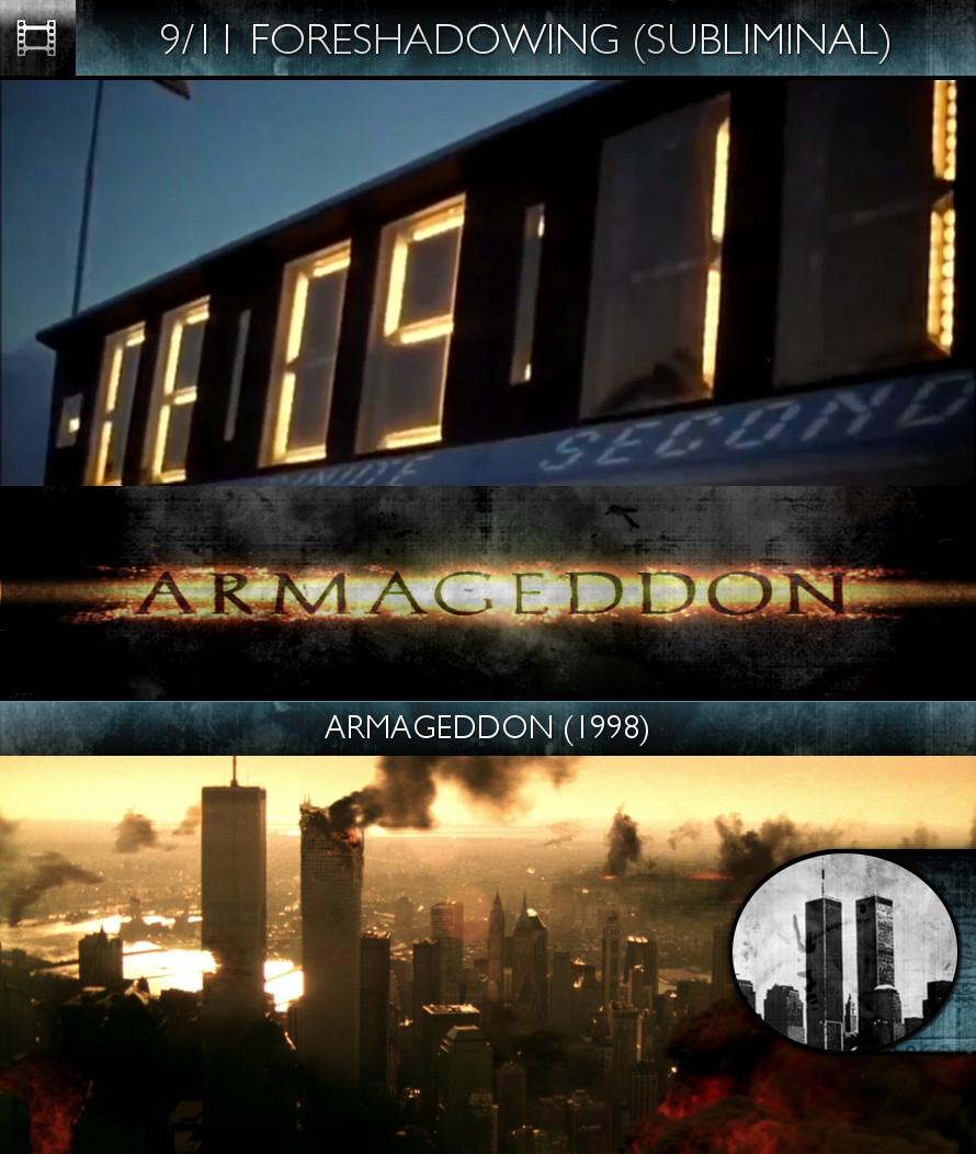 Armageddon (1998) - 9/11 Foreshadowing