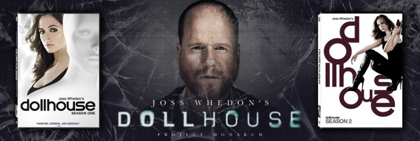 Dollhouse DVD - Joss Whedon - Project Monarch