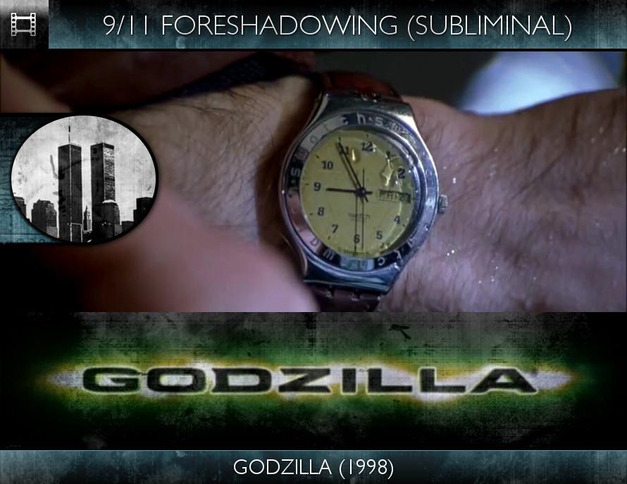 Godzilla (1998) - 9/11 Foreshadowing