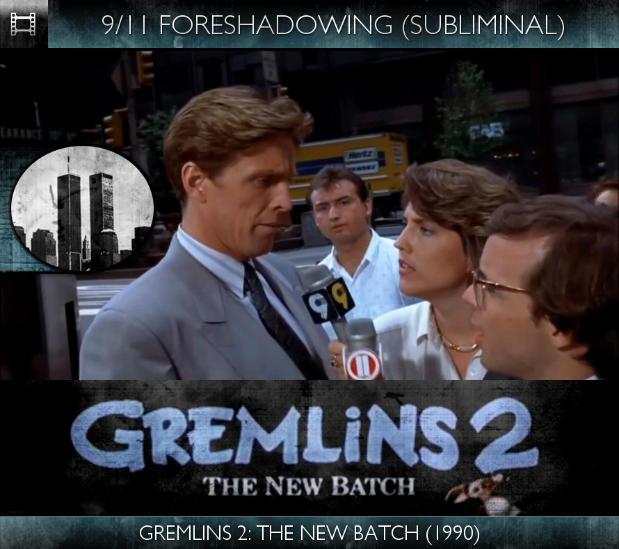 Gremlins 2: The New Batch (1990) - 9/11 Foreshadowing