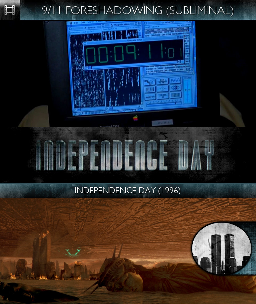 Independence Day (1996) - 9/11 Foreshadowing
