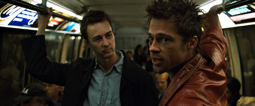 dissociation identity disorder in david finchers fight club Moviechat forums  fight club   how is this movie overrated  started the modern day view of dissociative identity disorder david fincher's best movie to date.