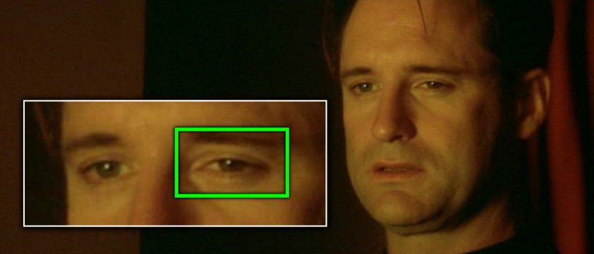 Project Monarch - Lost Highway (1997) - Droopy Eyelid - Bill Pullman