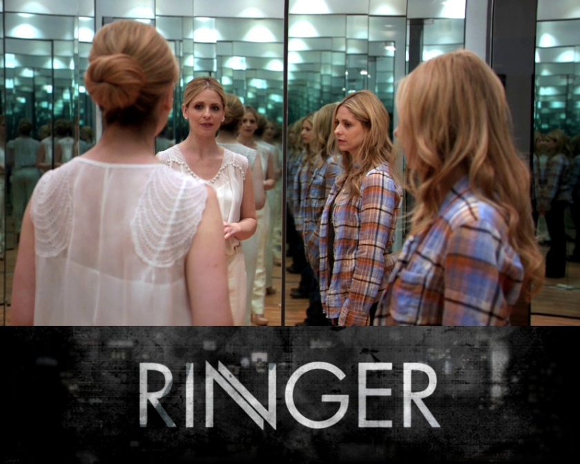 Project Monarch - Ringer (2011) - Alter, Mirrors & Reflections