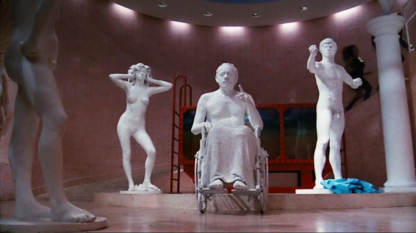 Project Monarch - Rocky Horror Picture Show - Statues