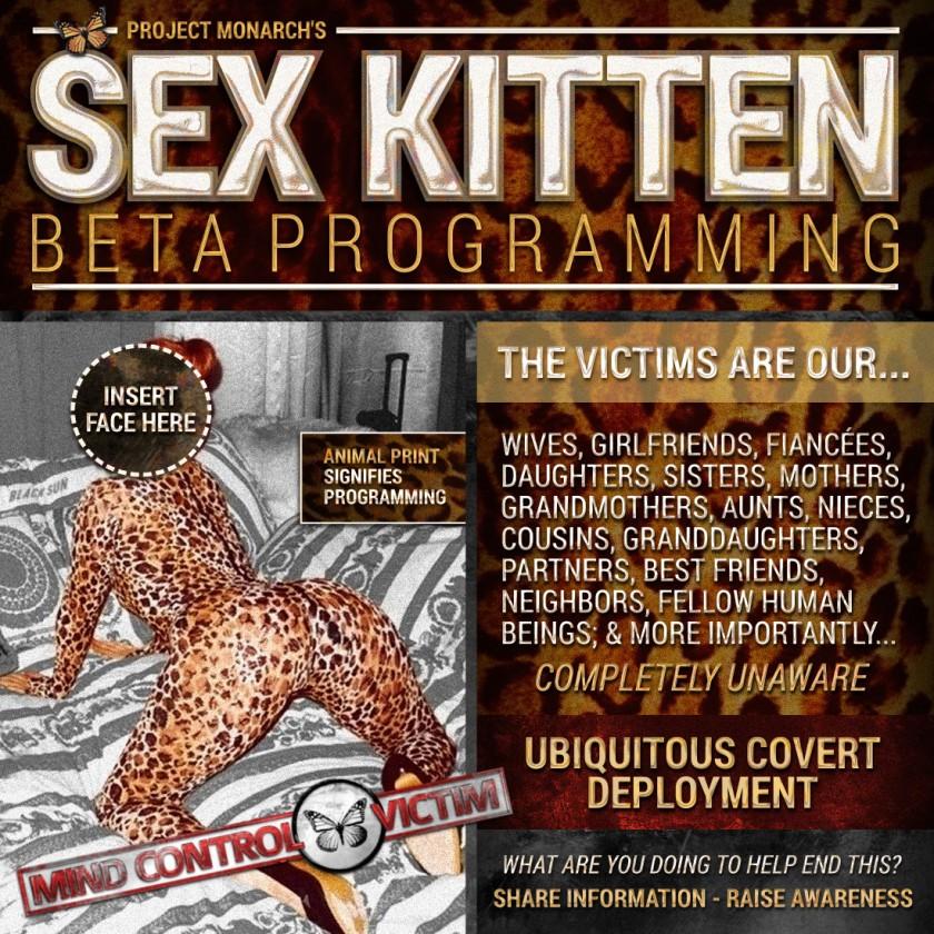 Project Monarch - Sex Kitten Beta Programming