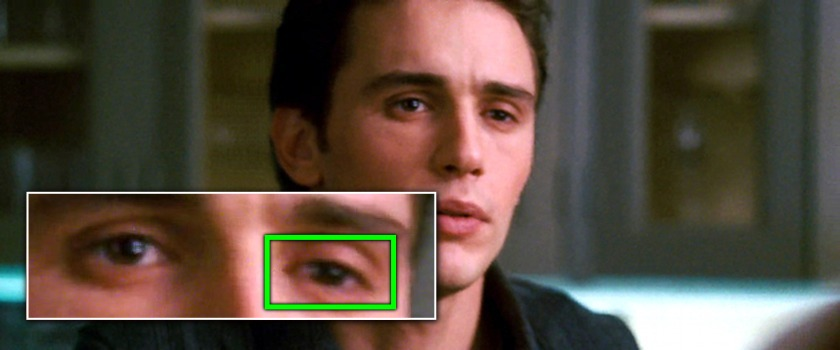 Project Monarch - Spider-Man 3 (2007) - Droopy Eyelid - James Franco