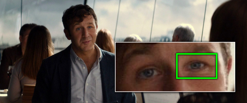Project Monarch - THOR: The Dark World (2013) - Droopy Eyelid - Chris O'Dowd