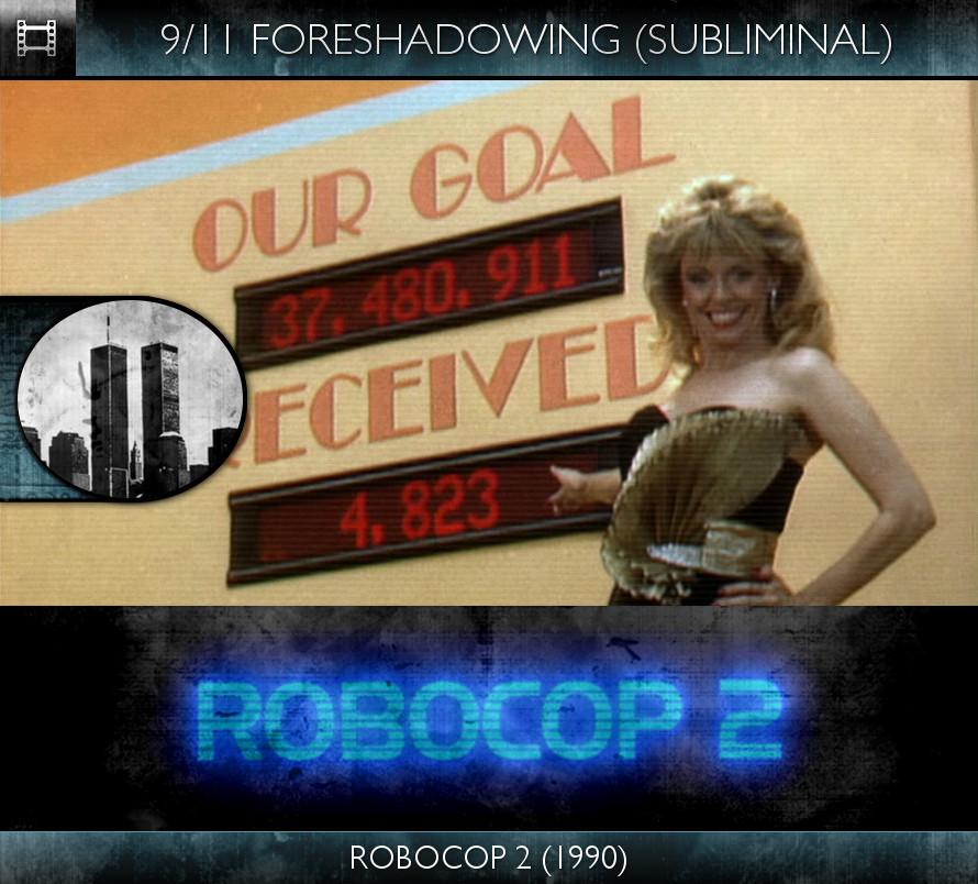 RoboCop 2 (1990) - 9/11 Foreshadowing