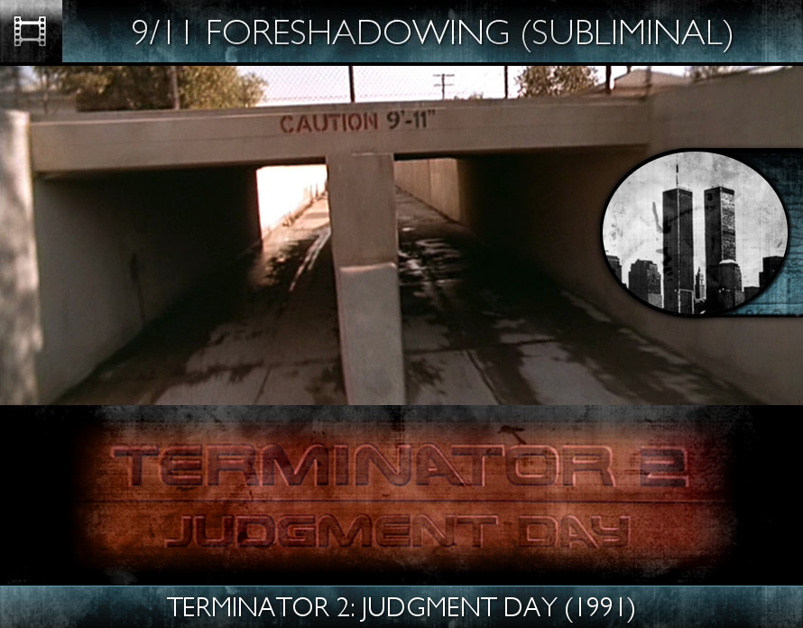 Terminator 2 - Judgment Day (1991) - 9/11 Foreshadowing