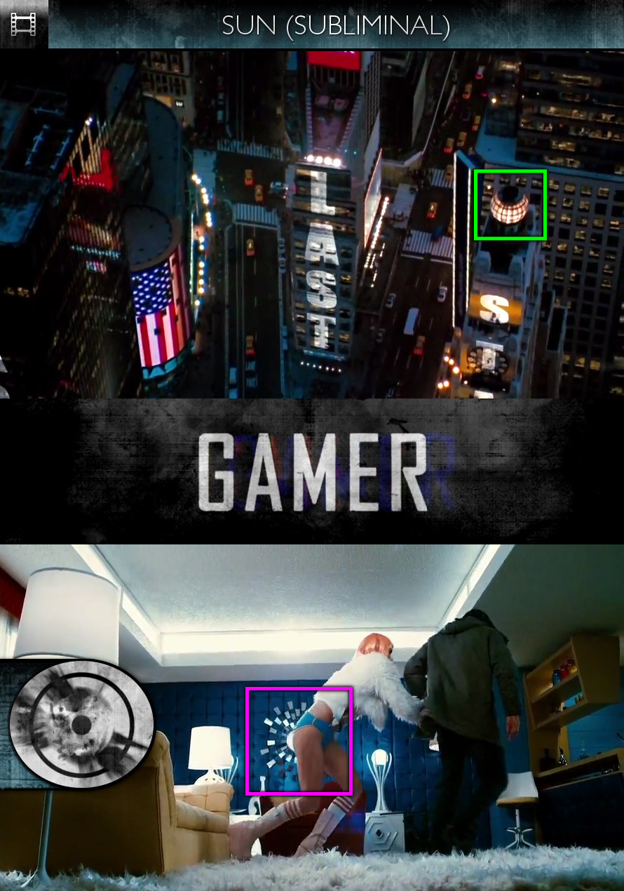 Gamer (2009) - Sun/Solar - Subliminal