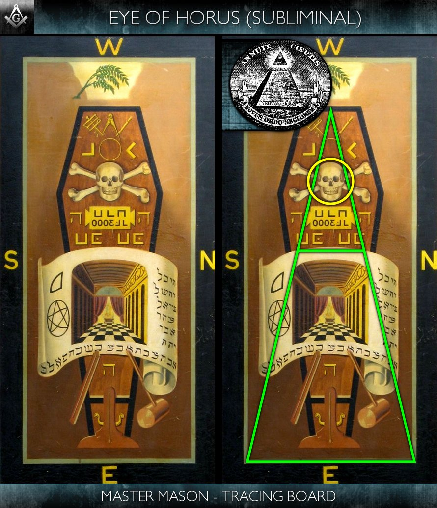 Masonic Tracing Boards Hollywood Subliminals