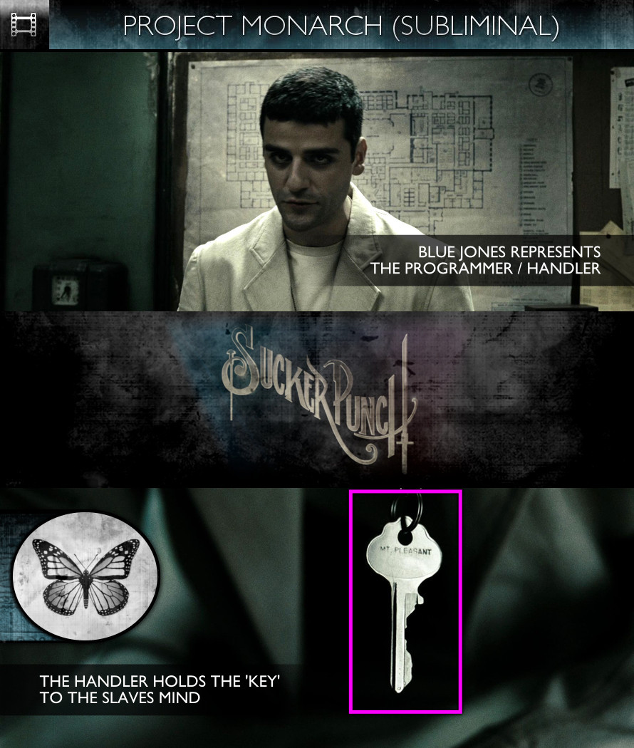Sucker Punch (2011) - Project Monarch - Subliminal