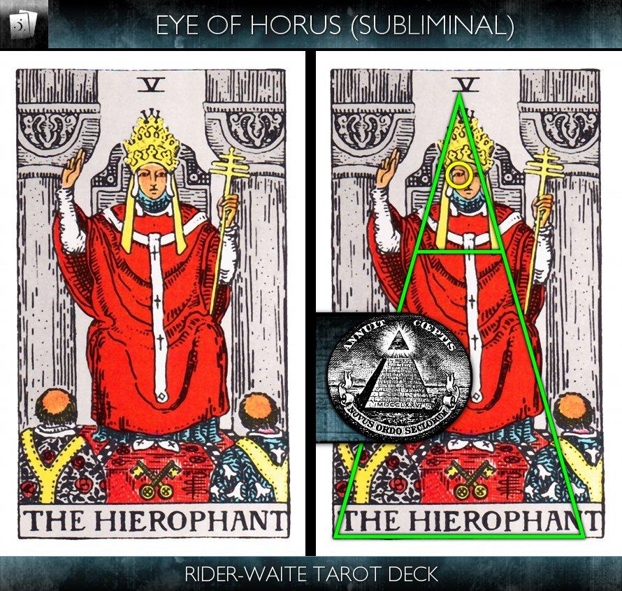 Learn tarot hierophant as feelings