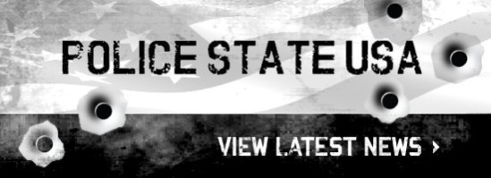 Police State USA-Button