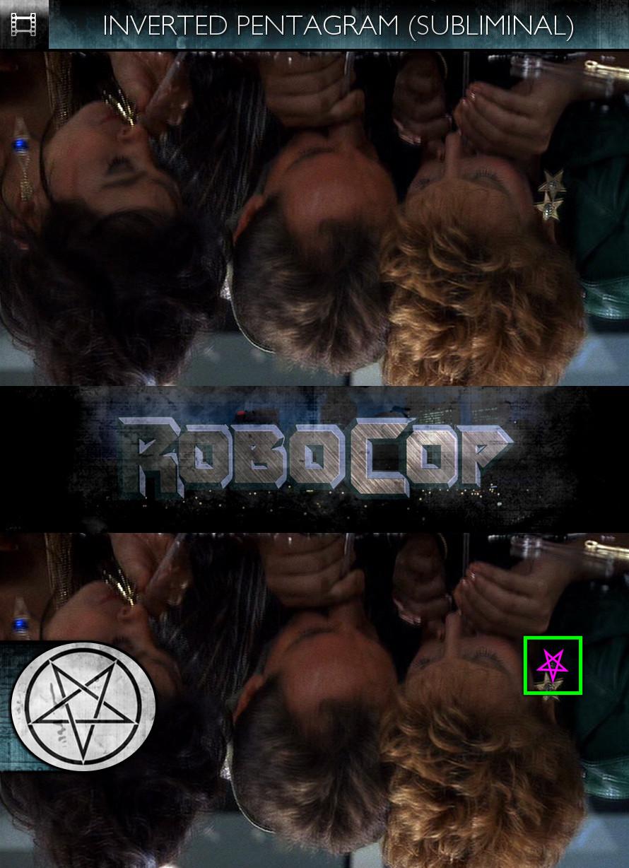 RoboCop (1987) - Inverted Pentagram - Subliminal