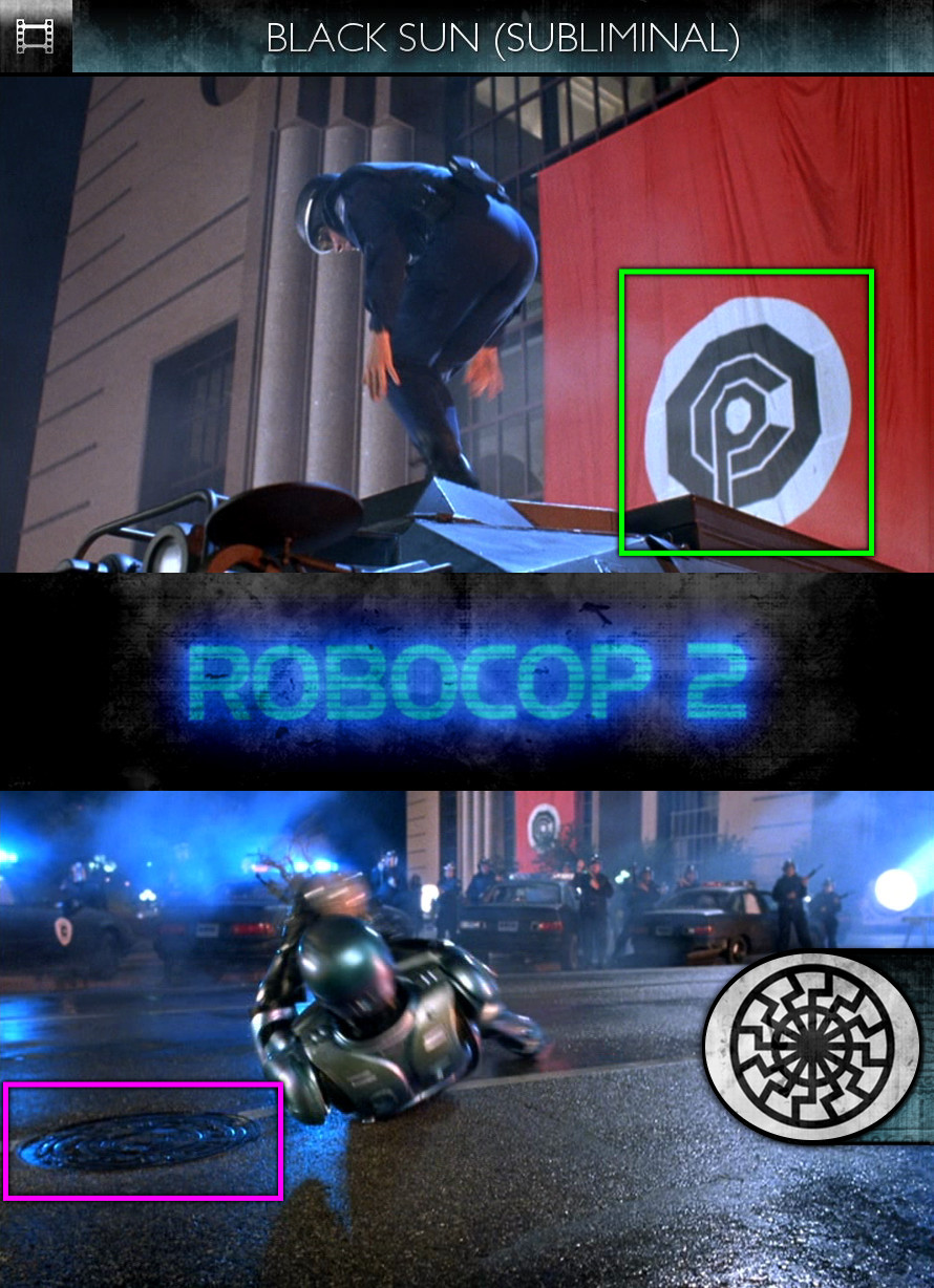 RoboCop 2 (1990) - Black Sun - Subliminal