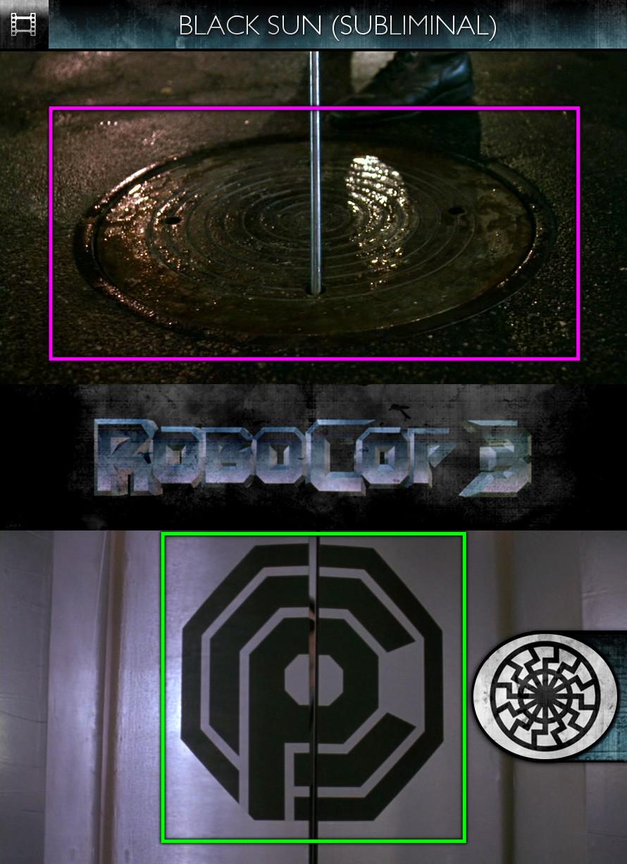 RoboCop 3 (1993) - Black Sun - Subliminal