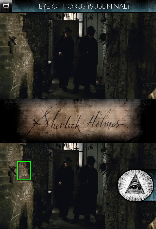 Sherlock Holmes (2009) - Eye of Horus - Subliminal