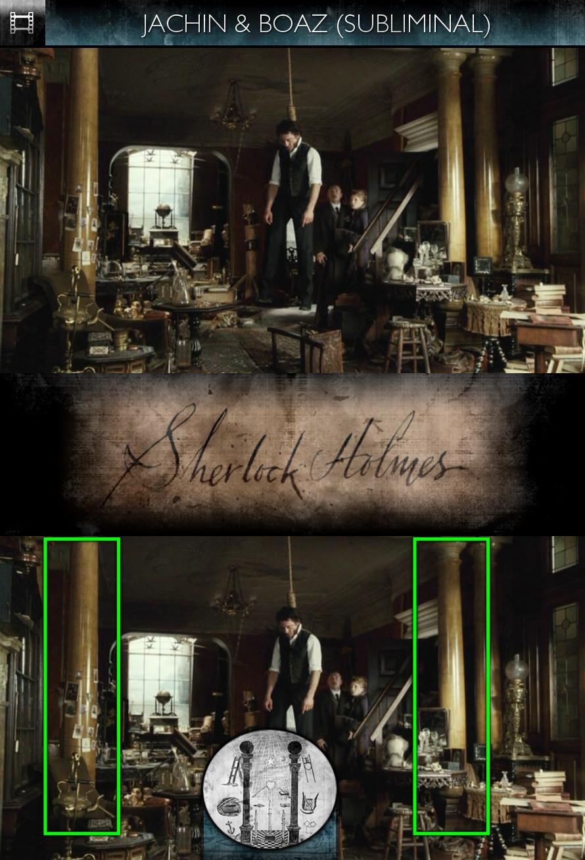 Sherlock Holmes (2009) - Jachin & Boaz - Subliminal