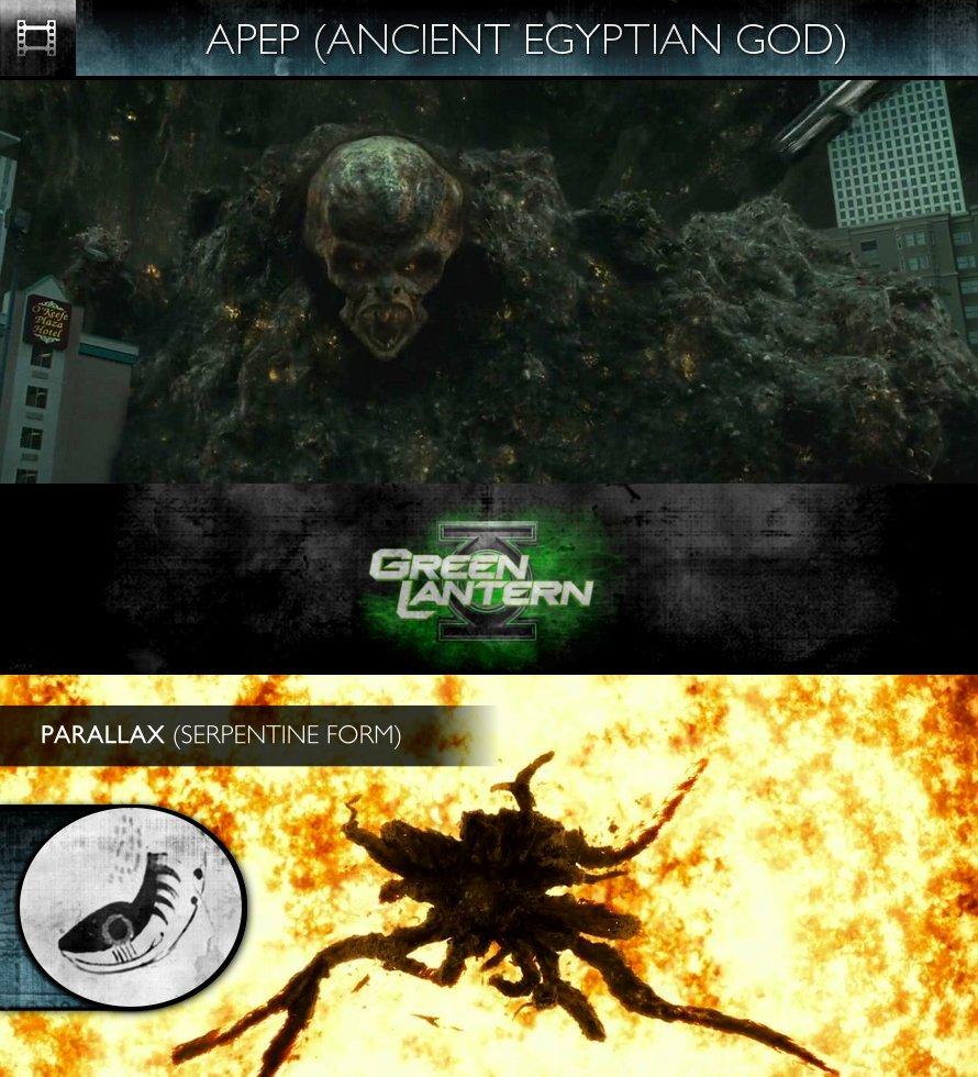 APEP - Green Lantern (2011) - Parallax