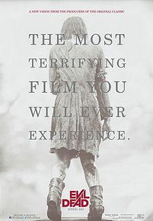 Evil Dead (2013) - Poster