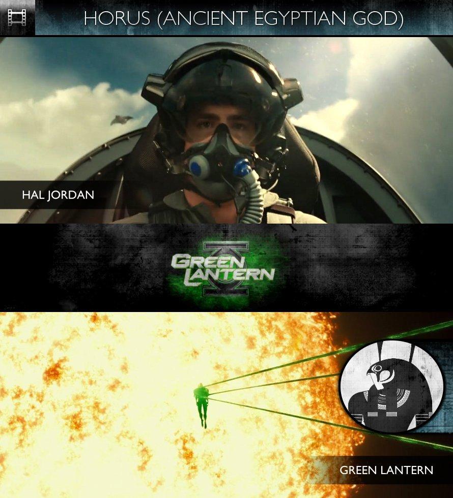 HORUS - Green Lantern (2011) - Hal Jordan & Green Lantern