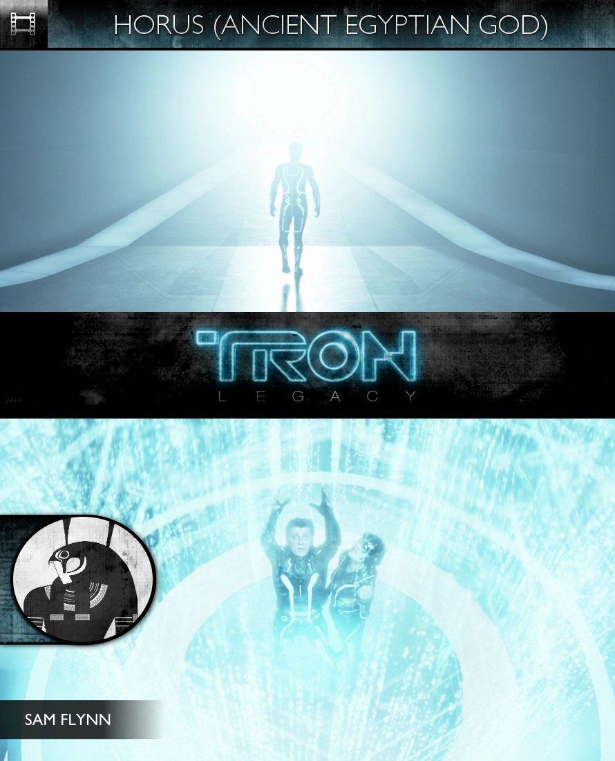 HORUS - TRON Legacy (2010) - Sam Flynn