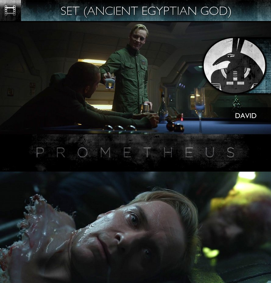 SET - Prometheus (2012) - David