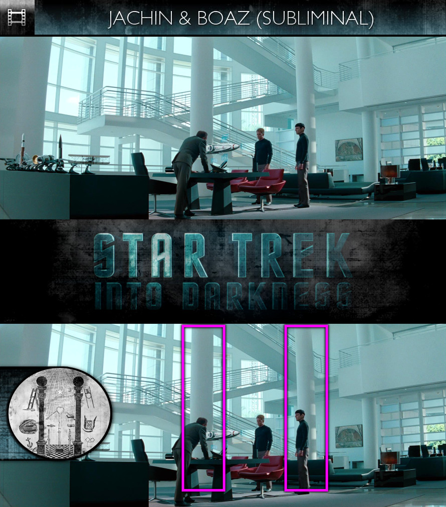 Star Trek Into Darkness (2013) - Jachin & Boaz - Subliminal