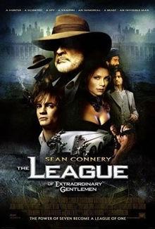 The League of Extraordinary Gentlemen (2003) - Poster