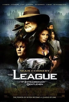 The League of Extraordinary Gentlemen (2003) - Poster