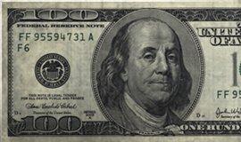 American 100 Dollar Bill