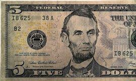 American 5 Dollar Note-tb