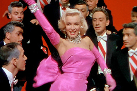 06-Gentlemen Prefer Blondes