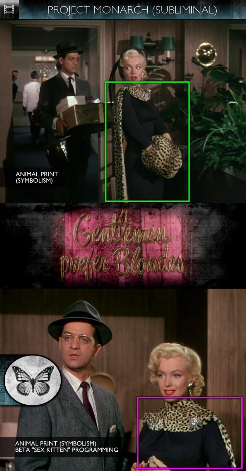 Gentlemen Prefer Blondes (1953) - Project Monarch Beta Programming - Marilyn Monroe