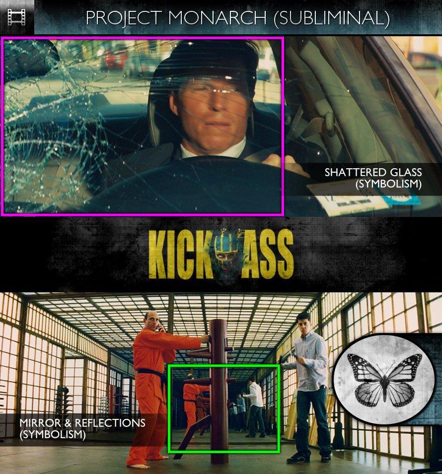Kick-Ass (2010) - Project Monarch - Subliminal