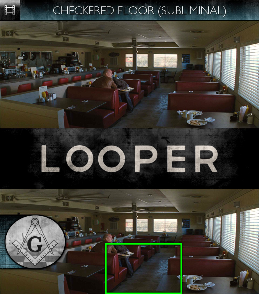 Looper (2012) - Checkered Floor - Subliminal